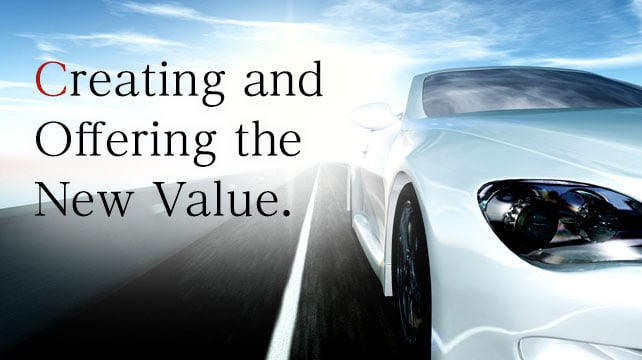 Creating and Offering the New Value.